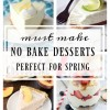 Best No Bake Desserts