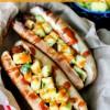 Hawaiian Style Hot Dogs