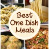Best One Dish Meals