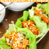 Asian Chicken Lettuce Wraps (One Pot)