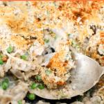 Skinny Tuna Noodle Casserole (One Skillet)