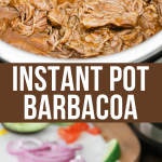 Instant Pot Barbacoa (Shredded Beef)