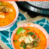 Instant Pot Thai Coconut Soup