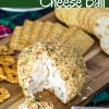 Jalapeno Popper Cheese Ball