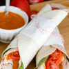 Turkey Tikka Masala Wrap