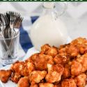 Air Fryer Buffalo Cauliflower Bites (No Oil)