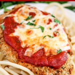 Air Fryer Chicken Parmesan