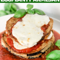 Air Fryer Eggplant Parmesan
