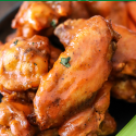Air Fryer Buffalo Wings (fast & easy)