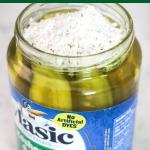 Ranch Pickles (viral TikTok recipe)