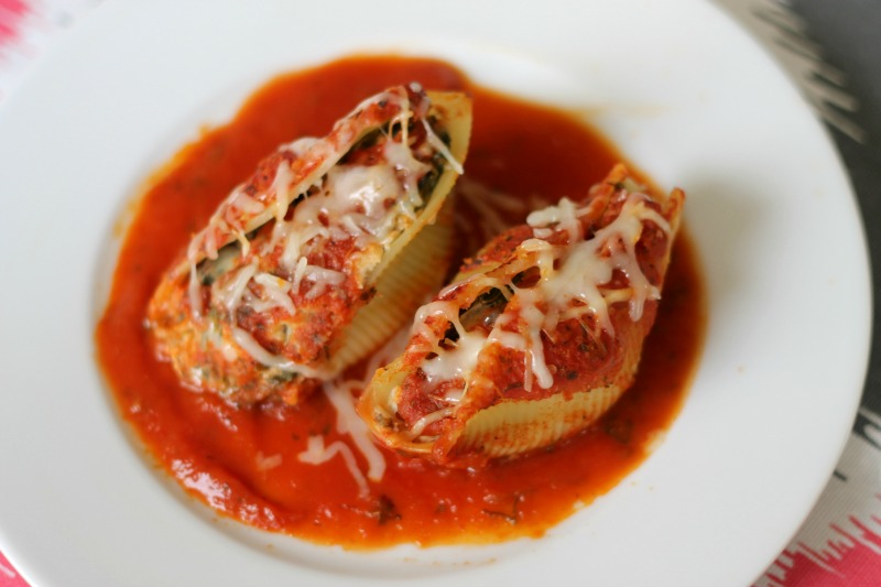 Stuffed Shells 2
