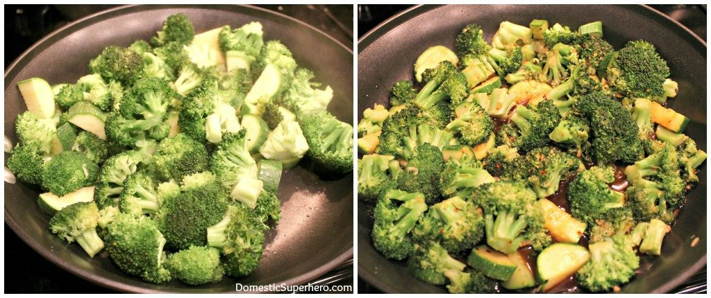 Make your own chinese food- Chinese Broccoli