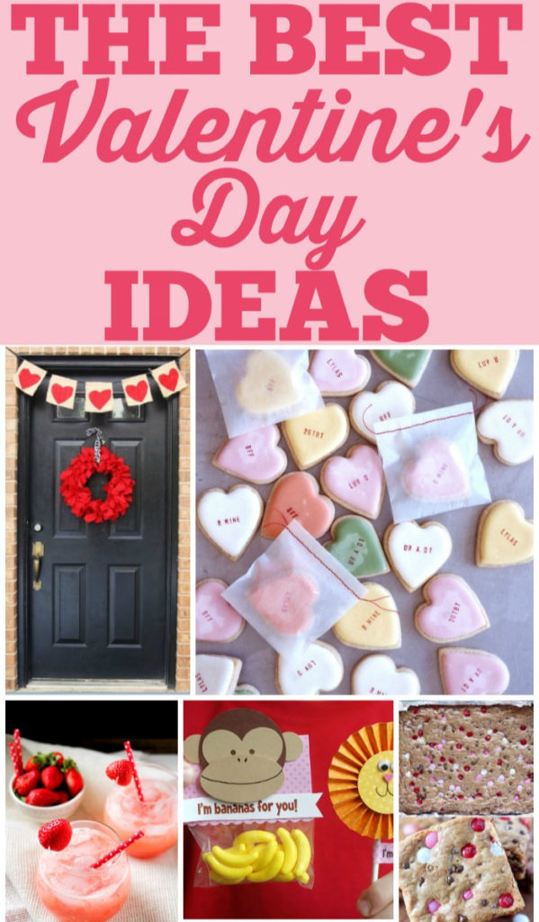 Valentine's Day is a great time to show the people in your life that you care! Here are some great Valentine's Day Ideas to make everyone feel special!