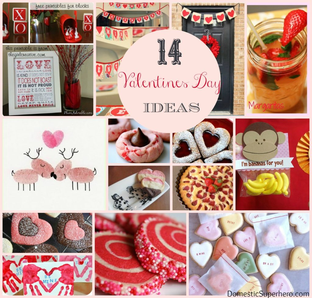 14 Valentine's Day Ideas