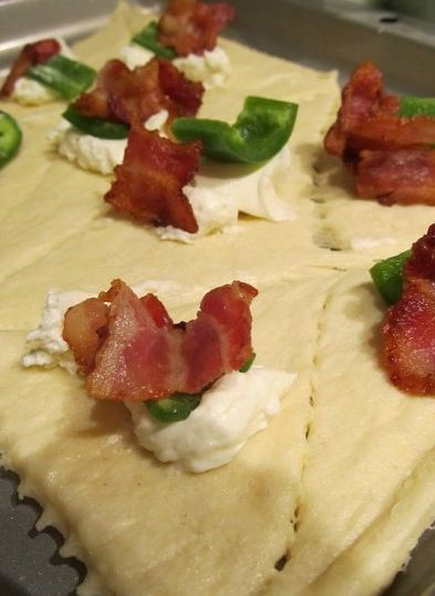 Jalapeno Bacon and Cream Cheese Bites