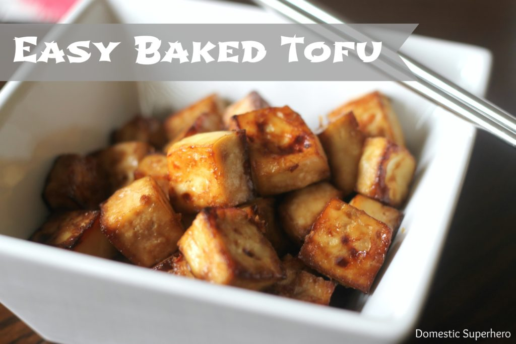 Tofu Recipes — Dishmaps
