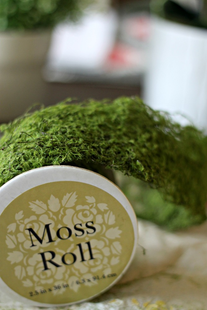DIY Moss Birdhouses