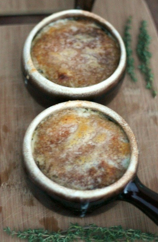 Skinny French Onion Soup 1