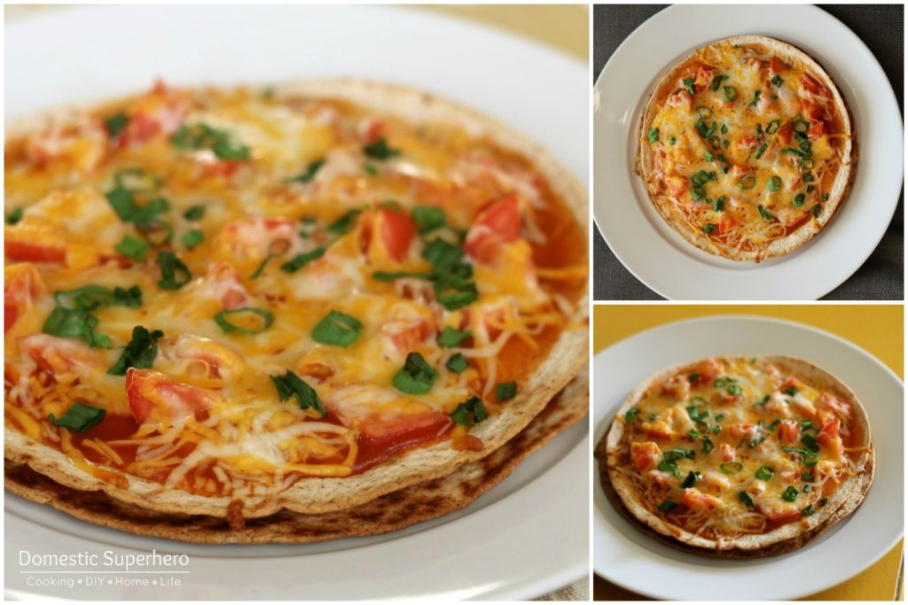Mexican-Pizza- | Recipes Id like to try | Pinterest