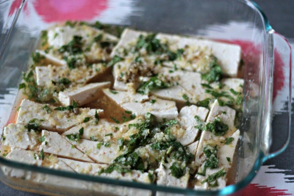 Mint Tofu 1
