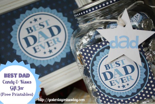 Best Dad Ever Printables