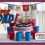 Super Dad Decor