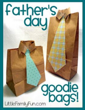 Father's Dad Goodie Bags