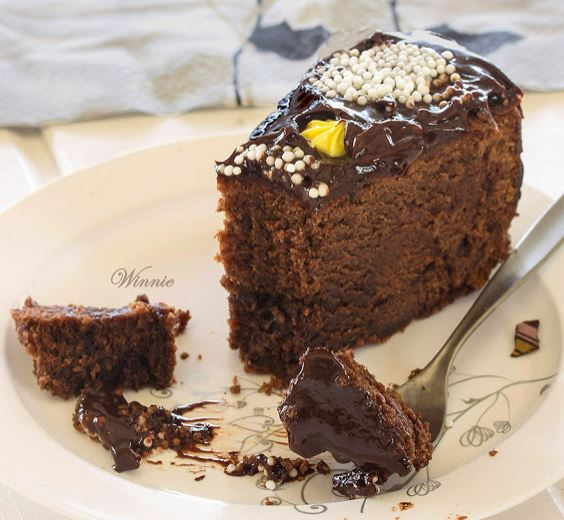 Decadent Fudge Cake