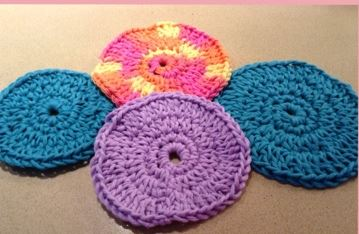 Crocheted Coasters Collection
