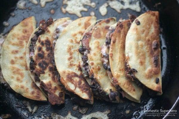 Crispy Black Bean Tacos 4