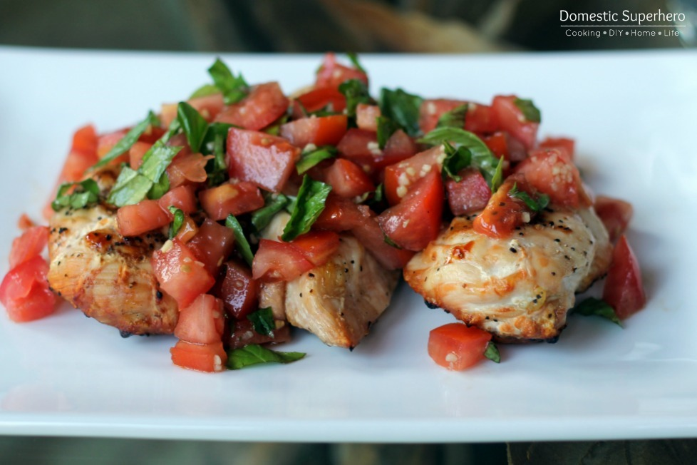 grilled bruschetta chicken parmesan crusted bruschetta chicken chicken ...