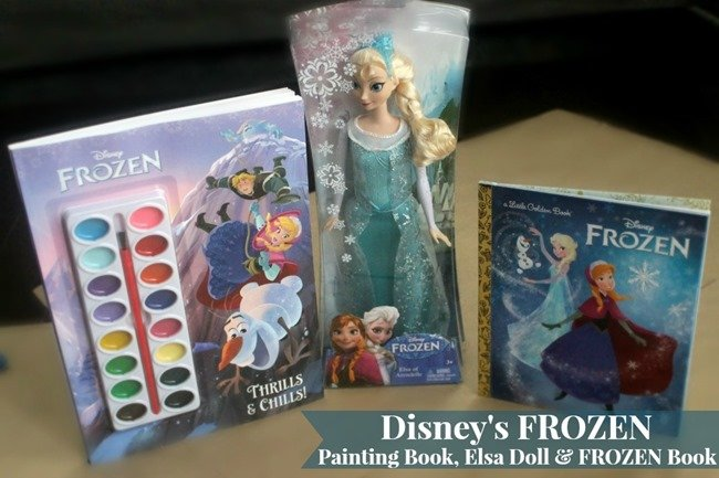 Disney's Frozen Elsa Doll!! #FrozenFun, #shop, #cbias