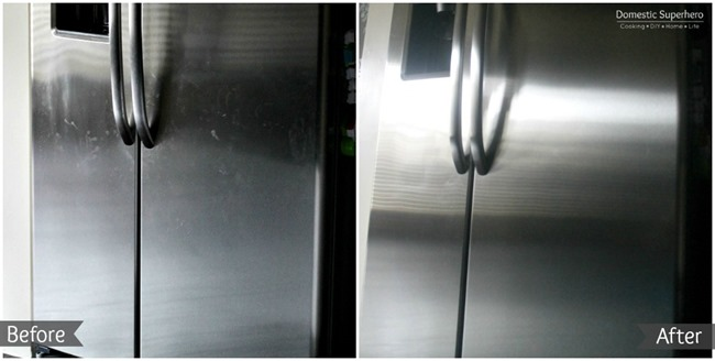 Keeping Stainless Steel Sparkling with Steel Meister