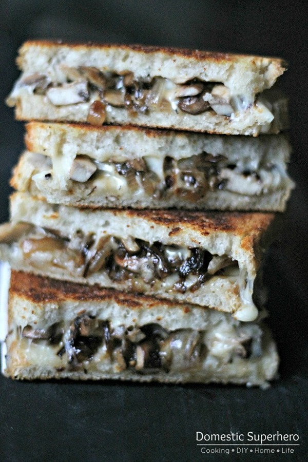 Caramelized Onion & Mushroom Havarti Melt