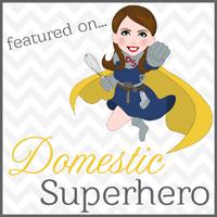 domestic superhero