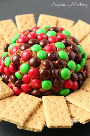 gingerbread cheeseball 5080