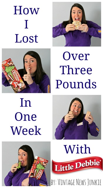 how-i-lost-over-three-pounds-in-one-week-with-little-debbie