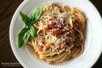 One Pot Wonder Tomato Basil Pasta 5 - Copy (2)