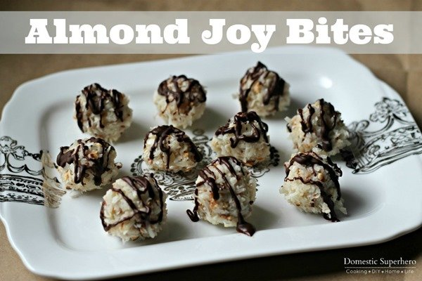 Almond Joy Bites 1
