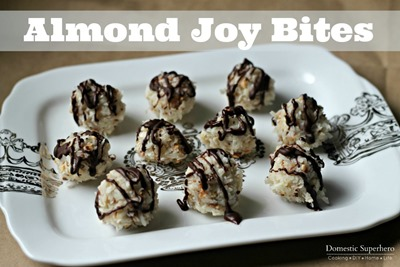 Almond Joy Bites 1