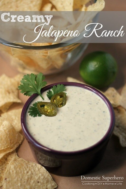 Jalapeno Ranch Dressing Recipes — Dishmaps