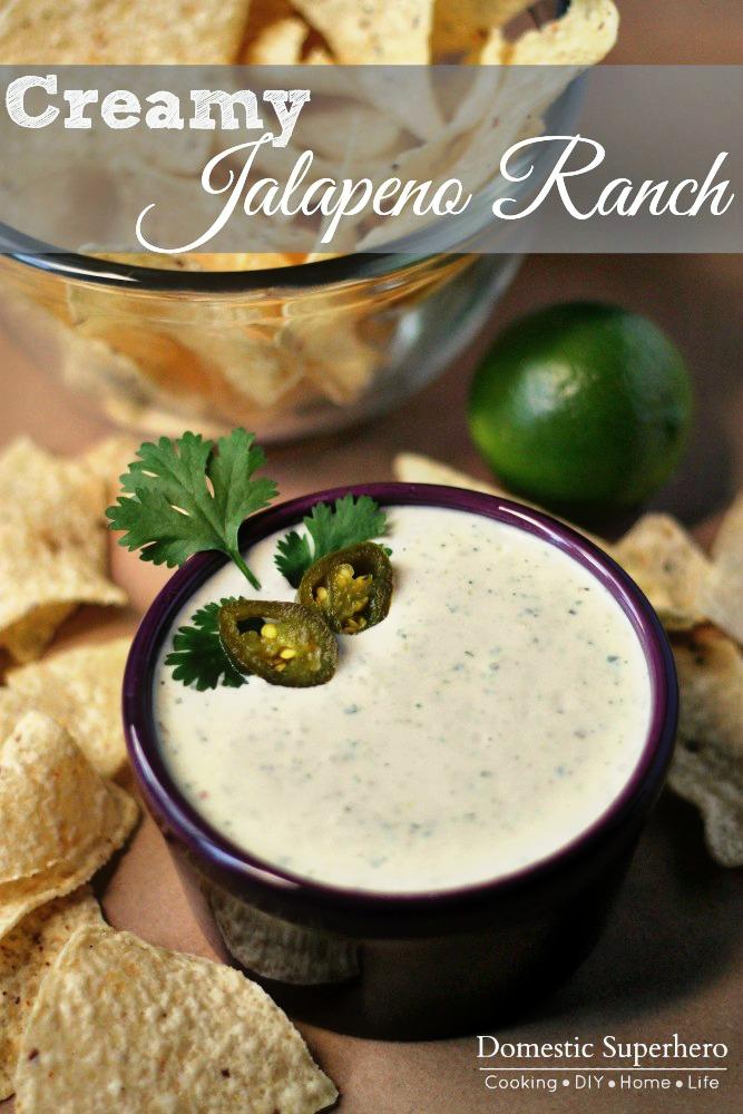 Creamy Jalapeno Ranch 2