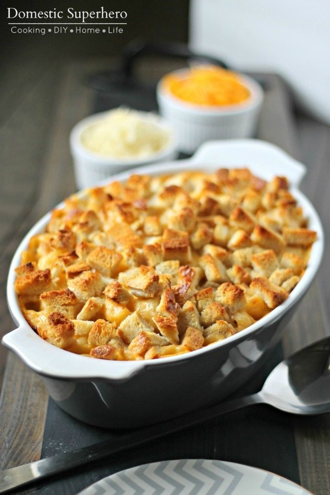 The Best EVER Creamy Mac & Cheese