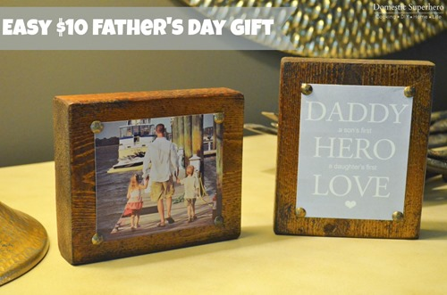 Easy $10 Father's Day gifts