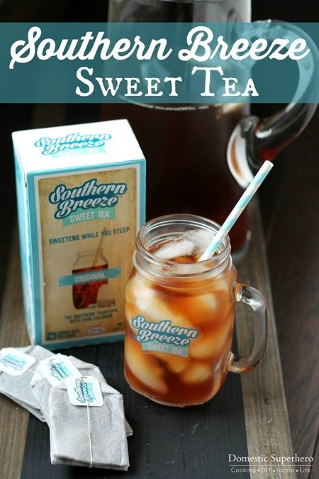 Harris Tea Sweet Tea (5)