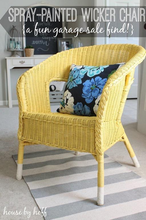 13 Bright And Bold Furniture Makeovers Domestic Superhero
