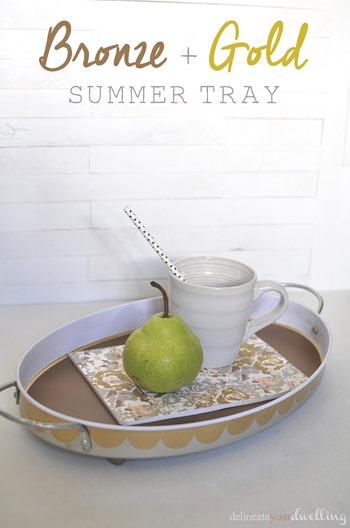 1 summer tray