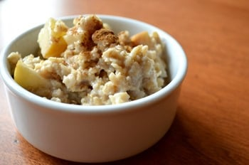 05 - Domestic Superhero - Crockpot Apple Cinnamon Oatmeal