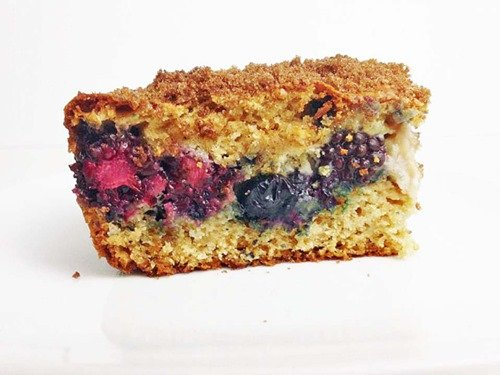 19 - I Eat Therefore I Cook - Berry Cream Cheese Coffee Cake