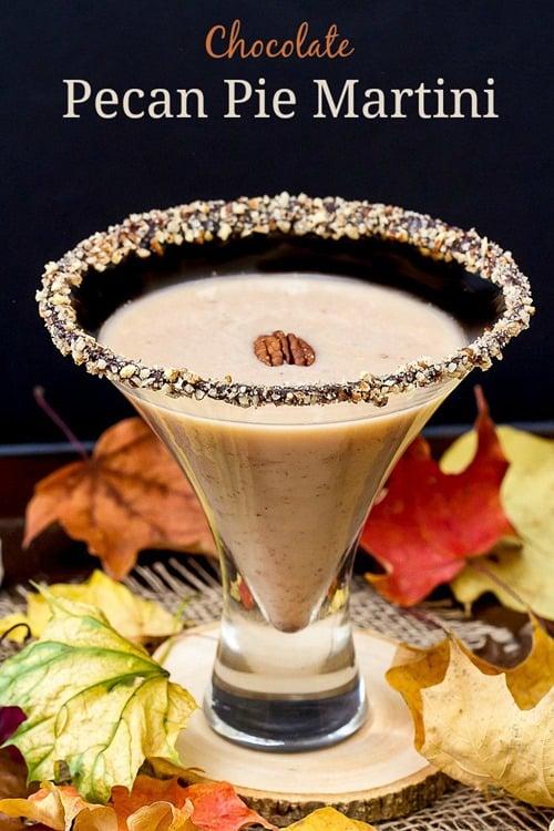 Pecan-Pie-Martini
